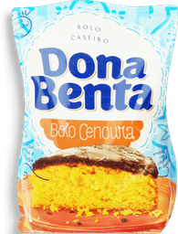 Mistura Para Bolo Dona Benta Cenoura 450g