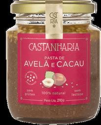 Pasta De Avela Castanharia 210G