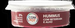 Hummus Beterraba/Alho Compot 200G