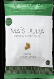 Pipoca Mais Pura Lemon Pepper 50g
