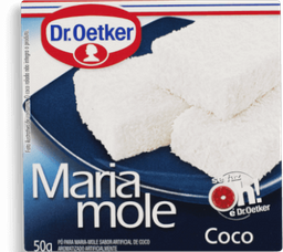 Maria Mole Coco Oetker 50g