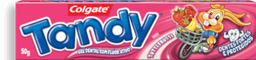 Creme Dental Tutti Frutti Tandy 50g