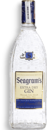 Gin Eua Seagrams 750ml