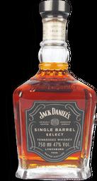 Whisky Eua Jack Daniels Single Barrel 750ml