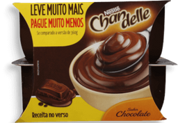 Sobremesa Lactea Chocolate Chandelle Nestle 720g