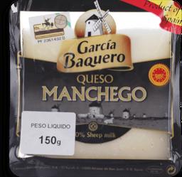 Queijo Manchego Garcia Baquero 150g G