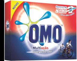 Detergente Em Pó Multiacao Omo 1Kg