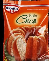 Mistura Para Bolo Dr.Oetker Coco 450g