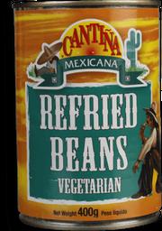 Feijão Refrito Vegetariano Cantina Mexicana 400g