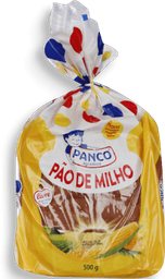 Pão Milho Panco 500g