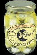 Queijo De Cabra Chevre A Lhuile Chevre Dor 250g
