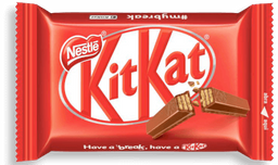 Chocolate Kit Kat 4Fngr Leite Nestle 415g