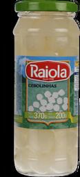 Cebolinha Raiola 200g