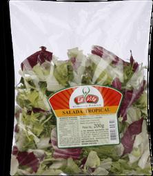 Salada Tropical Higienizada La Vinho Italiano 200g