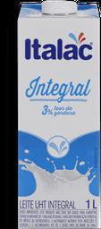 Leite Integral Square Italac 1L