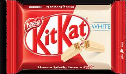 Chocolate Kitkat 4Fngr Branco Nestle 415g