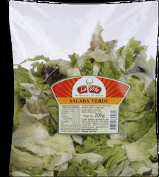 Salada Verde Higienizada La Vinho Italiano 200g