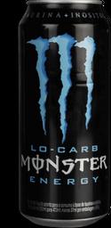 Bebida Energetica Lo-Carb Monster 473Ml