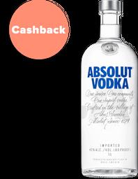 Vodka Sue Absolut Natural 1L