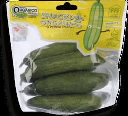 Pepino Snack Doce Orgânico Rio Bonito 200g