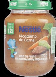 Papinha Picadinho Carne Nestle 170g