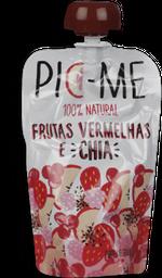 Picme Frutas Vermelhas Chia 100g
