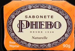 Sabonete Em Barra Naturelle Phebo 90g