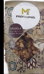 Granola Orgânica  Açúcar De Coco Monama 200g
