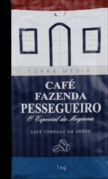 Café Grão Tor Faz Pessegueiro 1Kg