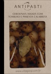 Cebolinha Assada C/Tomilho Antipasti 250G