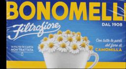 Cha De Flor De Camomila Bonomelli C/14 28G