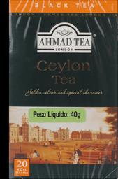 Cha Ceylon Ahmad C/20 40G