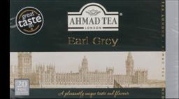 Cha Earl Grey Ahmad C/20 40G