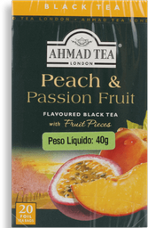 Cha Peach&Passion Ahmad C/20 40G