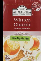 Infusao Winter Charm Ahmad C/20 40G