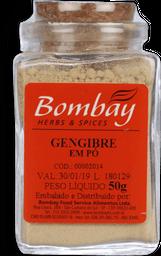 Gengibre Po Bombay 60G