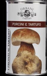 Molho Porcini & Tartufo Branco Urbani 180G