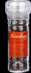 Moedor Mix De Pimenta Bombay Vd 50G