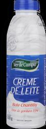 Creme De Leite Past Verde Campo 500g