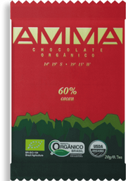 Chocolate 60% Amma 30G