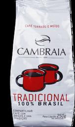Café Tradicional Torrado E Moido Cambraia 250g