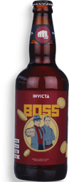Cerveja Invicta Imperial India Pale Ale 500Ml