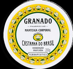Manteiga Corporal Castanha Granado 200g