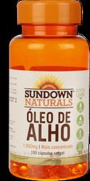 Capsula Oleo De Alho 1500 Sundown C/100