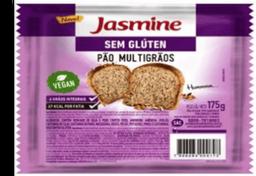 Pão Fatiado MultiGrãos Sem Glúten Jasmine 350g