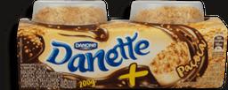 Sobremesa Chocolate Ao Leite Com Paçoca  Danette 200g