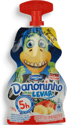 Petit Suisse Mor/Ban Pra Levar Danoninho 70g