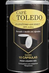 Café Capsulas Gourmet Toledo Un