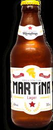 Cerveja Lager Martina 300ml