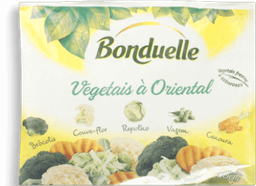 Mistura Oriental Congelado Bonduelle 300g